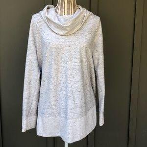 EUC Lou & Grey Cowl Neck Sweatshirt